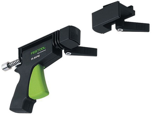 Fs-Rapid Clamp And Fixed Jaws