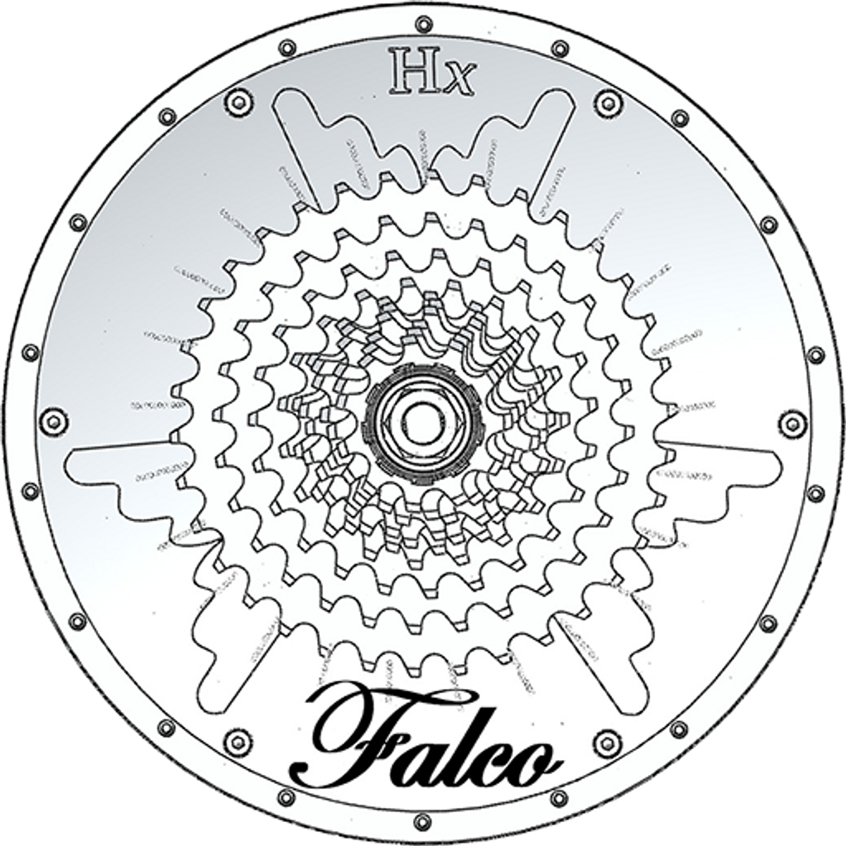This is the latest code for the Hx-500W motor (2016 or earlier version/freewheel model)