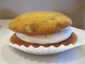 12 Pack- Medium Maple Walnut Whoopie Pies (Birthday Party Size)