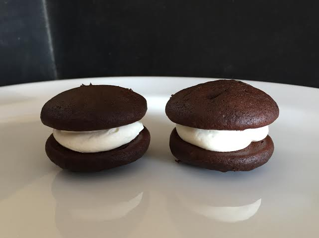 Dozen Mini Mint Whoopie Pies