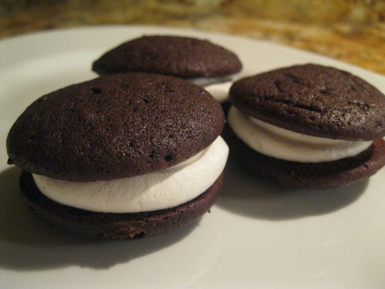 6 Pack- Large Traditional Whoopie Pies