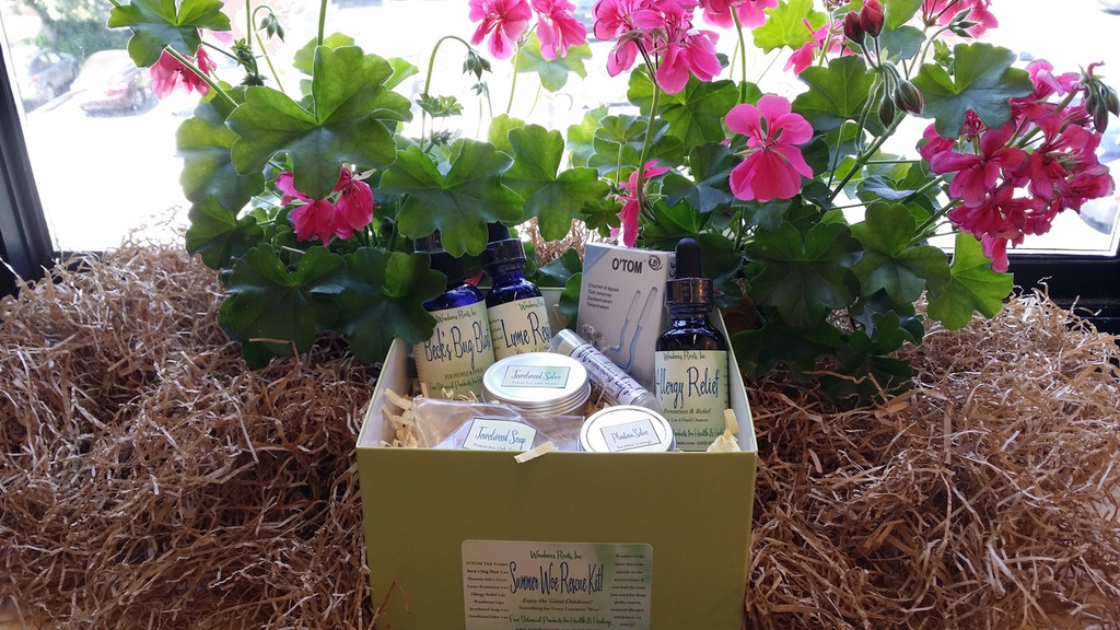 Summer Woe Rescue Kit - a $50 Value!