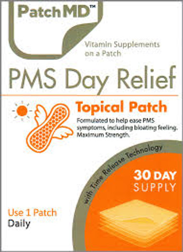 PMS Day Relief Topical Patch