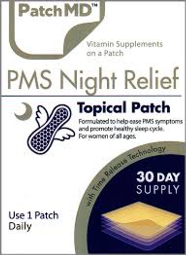 PMS Night Relief Topical Patch