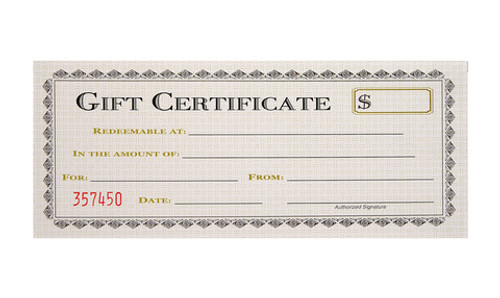 Wondrous Roots Gift Certificate - $10