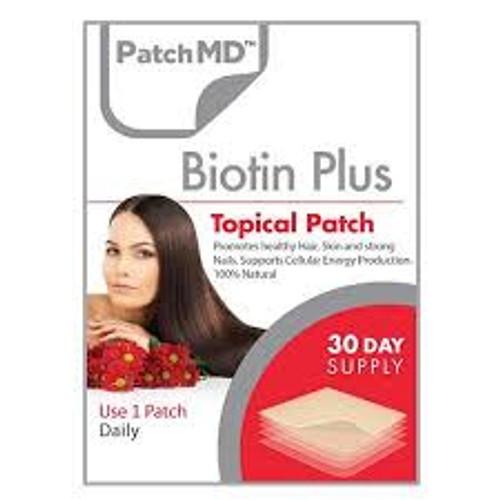 Biotin Plus Topical Patch