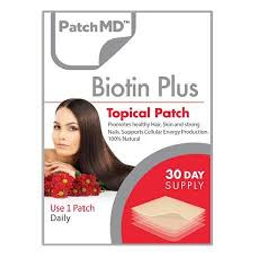 Biotin Plus Topical Patch
