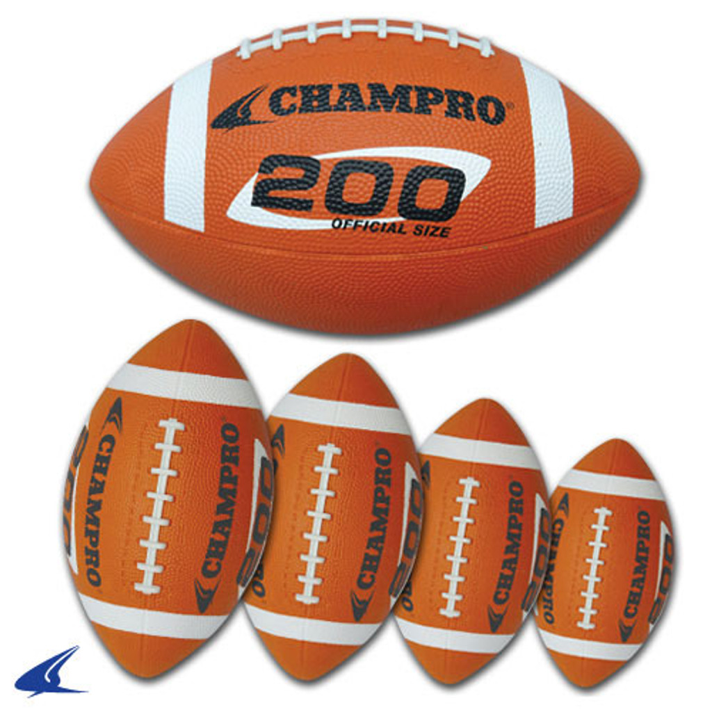 Champro Rubber Football