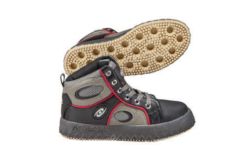 Gripinator Shoe Gray