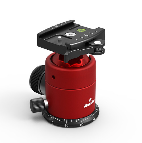 Q20i with Lever Release (Red)