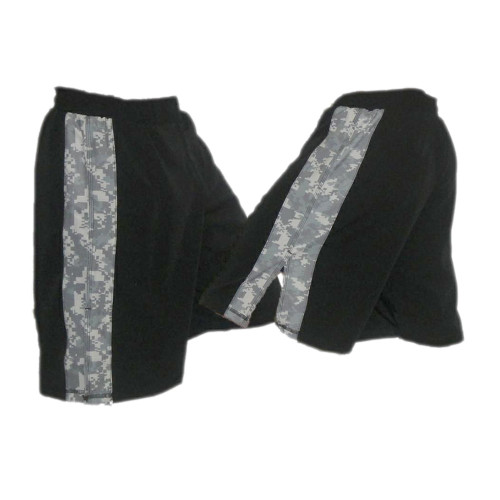 ACU Stripe MMA Fight Shorts