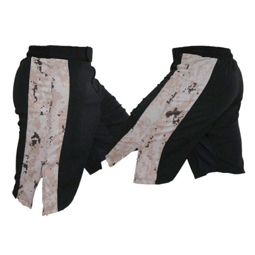 MARPAT Desert Digi Cam Stripe Fight Shorts