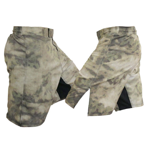Advanced Tactical Camo (ATACS) Forest Green Fight Shorts