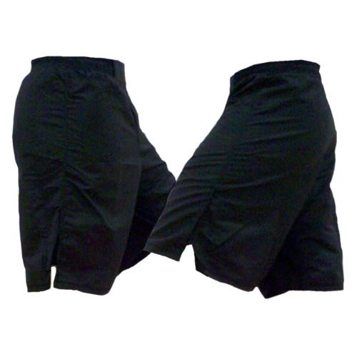 Youth Black MMA Fight Shorts