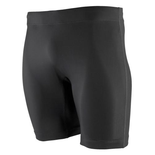 Black Tudo MMA Fight Shorts