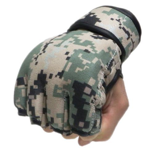 MARPAT Camo MMA Gloves
