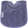 Lilac Towel Large Bib