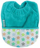 Aqua Stella Towel Pocket Bib