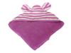 Plum Organic Hooded Towel