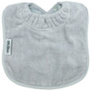 Silver Towel Large Bib