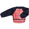 Wipe Clean Long Sleeve Bib Watermelon
