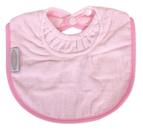 Pale Pink Towel Biblet