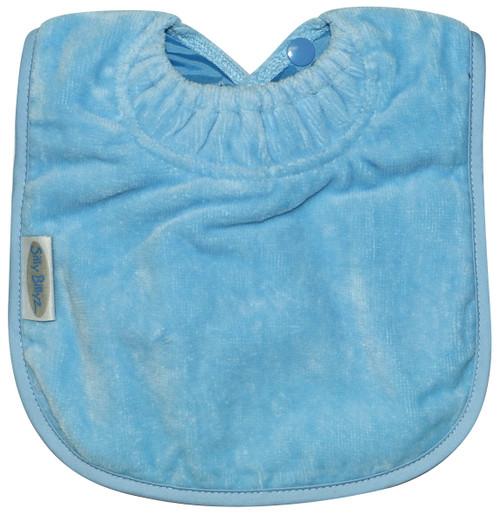 Sky Blue Towel Large Bib