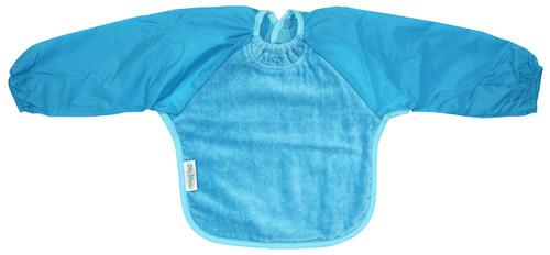 Aqua Towel Long Sleeve Bib