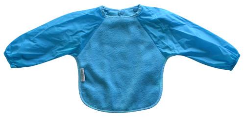Aqua Fleece Long Sleeve Bib