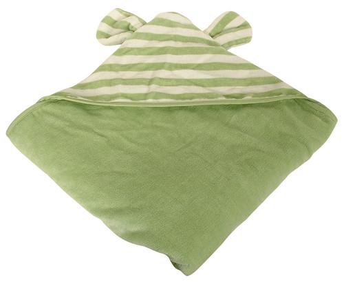 Sage Organic Hooded Towel