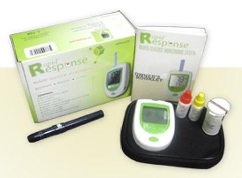 Rapid Response Glucose Meter Starter Pack