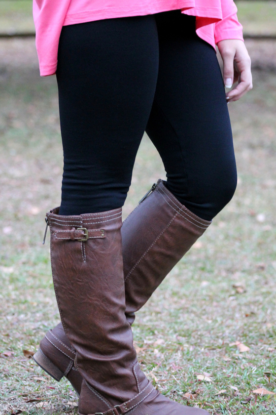 Style Tips: How to Wear Leggings
