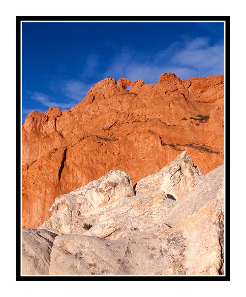 Kissing Camels in Garden of the Gods 270
