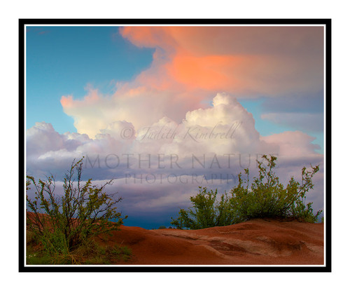 Storm Clouds over Garden of the Gods in Colorado Springs, Colorado 2429