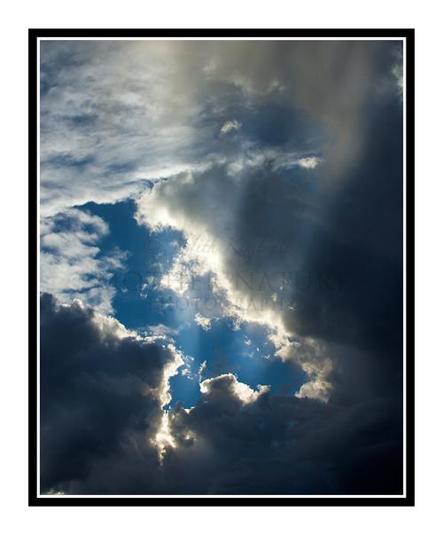 Cloud Formation over Colorado Springs, Colorado 2492