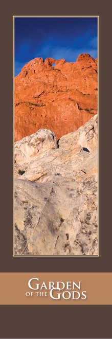 GARDEN OF THE GODS Bookmark -  270 Front