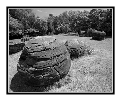 Rock City Formations in Kansas 2688