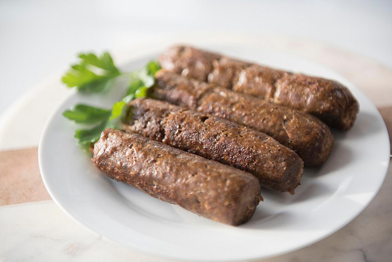 Smoked Chorizo Sausage Organic 100% Grass Fed