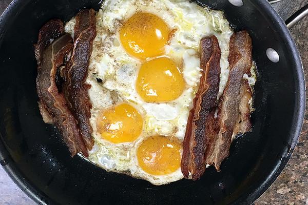 Halal Beef Bacon