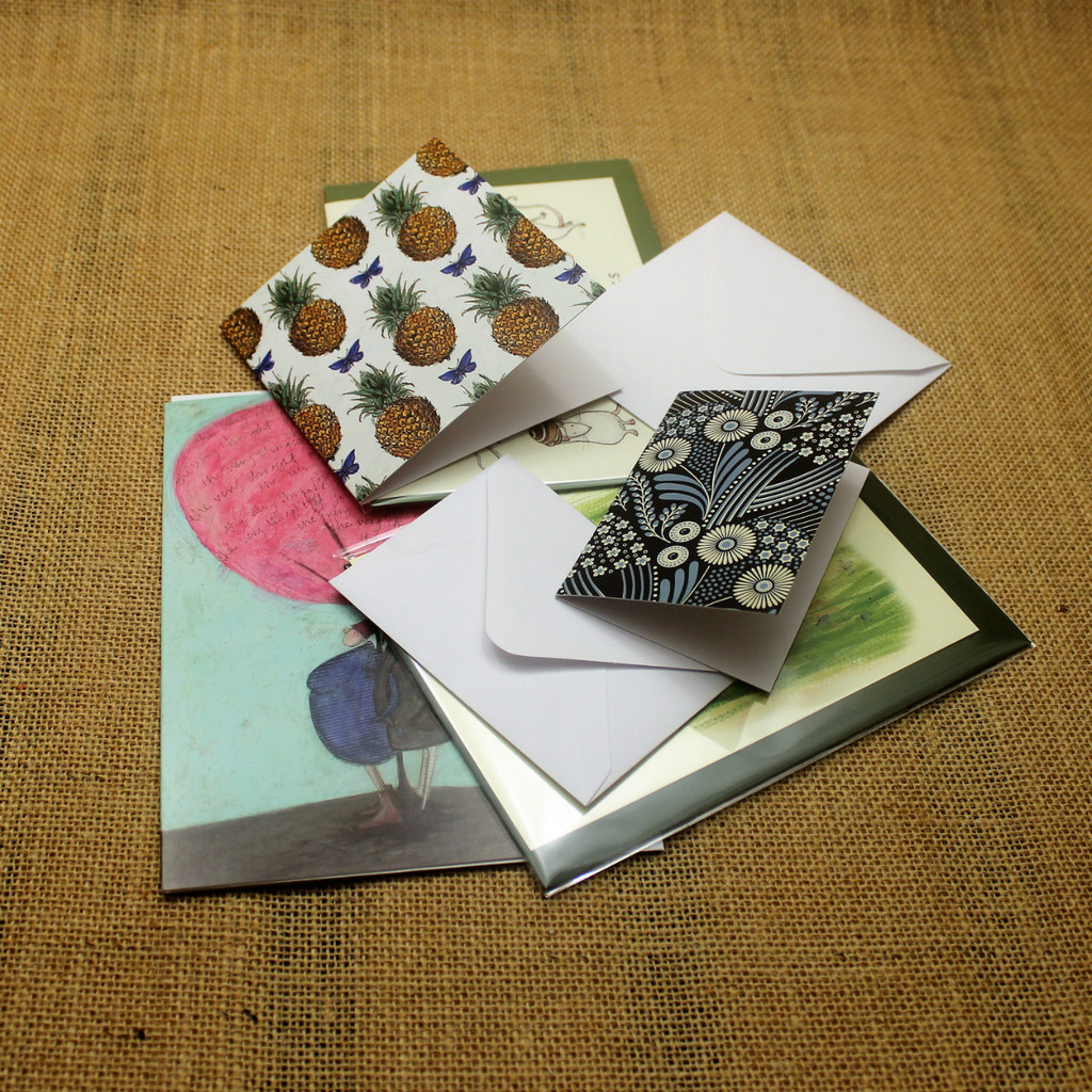 Small Gift Card can be up to 150 characters long and will be hand written. We will choose an appropriate card based on your message and instruction.
