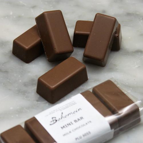 Bohemein Milk Chocolate Mini Bar