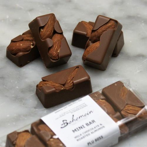 Bohemein Almond Milk Chocolate Mini Bar
