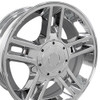 "20"" Fits Ford - F-150 Harley Wheel - Chrome 20x9"