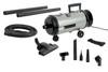 Professional Evolution Variable Speed Compact Canister Vac OV4SNBFVC Satin Nickel / Black Finish