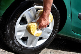 1 Kit Including Tire & Wheel Paint Prep Kit