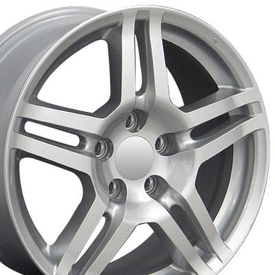 "17"" Fits Acura - TL Wheel - Silver 17x8"