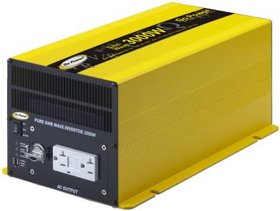 Go Power 3000 WATT PURE SINE WAVE INVERTER 24V