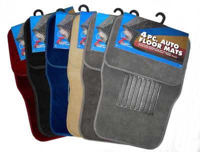 Universal Carpet Floor Mats