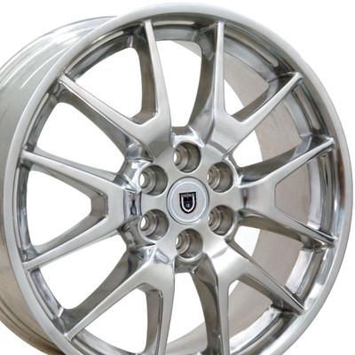 "20"" Fits Cadillac - SRX Wheel - Polished 20x8"