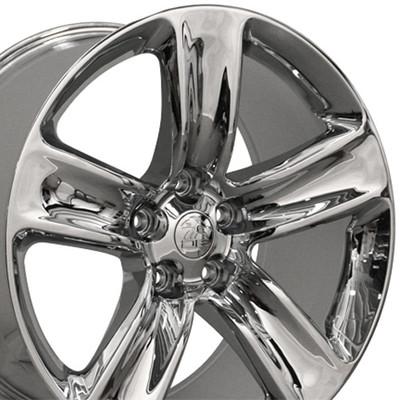 "20"" Fits Jeep - Grand Cherokee SRT Wheel - Chrome 20x10"